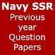 Previous Year Question Papers of Navy SSR Exam by Prakash AK