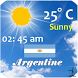 Argentina Weather by Smart Apps Android