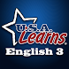 U.S.A. Learns English 3 by SCOE