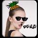 Pineapple pen photo sticker by ASU Team