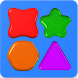 Toddler Shapes Puzzles by Best Kid Games