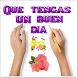 Buenos Dias para Whatsapp by CasitApps Frases Imagenes Amor Poemas Quiz