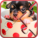 Cute Dogs Jigsaw Puzzle by Puzzles and MatchUp Games