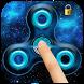Fidget Spinner Fingerprint lock Screen by