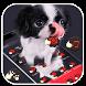 Cute Puppy Theme by Cool Theme Love