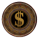 3D Dollar Sign Live Wallpaper