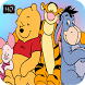 The pooh wallpaper friends for winnie by CHOICE.APP