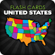 Flashcards - United States by Learning Gems