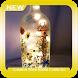 Creative Wine Bottle Crafts for Garden by Live Evolution