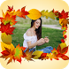 Nature Photo Frame Editor by Pixel Frames