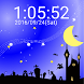 ハロウィン イメージ デジタル卓上時計 by 時計アプリ Watches Free