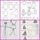 Designing a Dress Pattern by rajaandroid