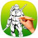 How to Draw Cartoon SuperHero by CyberAnt ™
