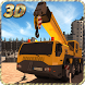 Construction Excavator Sim 3D by Kick Time Studios