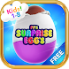 Surprise Eggs For Kids by Pebble Paw