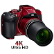 HD 4K Ultra Camera : PicCam Effect by PhotoLab Studio
