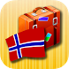 Norwegian phrasebook by Pro Languages