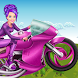 Hill Climbing for Barbie by Pluto Game