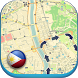 Philippines Manila Offline Map by Free Offline Maps & Guides