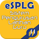 SPLG - Aplikasi eSPLG