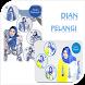 Tutorial Hijab Dian Pelangi by Multimedia Edukasi (MULTIDUKASI)