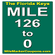 Florida Keys Coupons Discounts by Mile Marker Coupons Key Largo to Key West