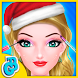 Christmas Hair Spa Salon by gamebuzz