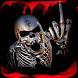 Skull Blood Theme by Theme Designer