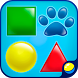 Learning Shapes - Kids Game by GoKids!