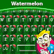 A.I. Type Watermelon א by AI Type Themes