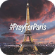 Pray for Paris by Amor Apps
