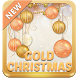 Gold Christmas Theme by SuperColor Themes