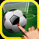 Football Shoot - Mini games by Mr Plum