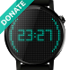 Pixels Watch Face (Donate) by Anthony Stéphan