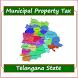 Municipal Prop Tax Telangana by SS App Needs