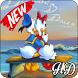 Donald Duck And Daisy Wallpaper HD by Muhammad Yuza
