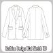 Fashion Design Flat Sketch HD by bashasha