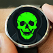 Watch Face - Elegant Skull by YSAR Design