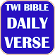 TWI BIBLE DAILY VERSE by Georguent
