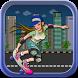 Street Skater Girl by iGamesDev Studio : Simulation Racing