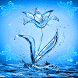 Water Flower Butterfly LWP by Daksh Apps