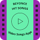 Beyonce Hit Songs by VIDEO SONGS APPS