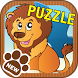 Animal Wild jigsaw puzzles kid by developer puzzle for kid