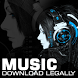 Music Download Legally by Stardust Studio