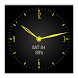 Timeless-Yellow Watch Face by Time Wear Studios
