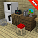 Furniture mod by best addons for mcpe