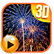 Fireworks live Wallpaper by Live Wallpaper HD 3D