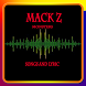 Mack Z Songs Lyric by YDEVA-01