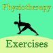Physiotherapy exercise Guide in English by Alpesh Patel