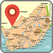 South Africa Map by shooter bub for kids Free